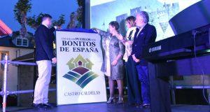 """Castro Caldelas, entre as 68 """"Vilas máis bonitas de España"""""""
