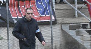 O barquense José Miguel Castro Prada, un dos premiados da Asociación de Clubs Galegos de Fútbol