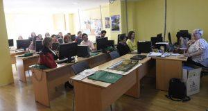 Unhas 20 persoas fórmanse en enoturismo en Valdeorras