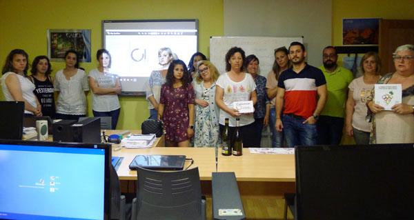 Photo of Conclúe o curso de enoturismo organizado por AEVA en Valdeorras