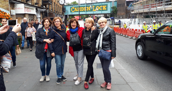 Photo of Excursión de alumnas barquenses de That's English a Londres