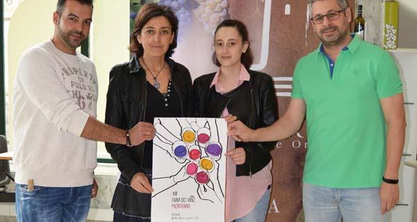 Photo of A XIII Feira do Viño de Monterrei xa ten cartel anunciador