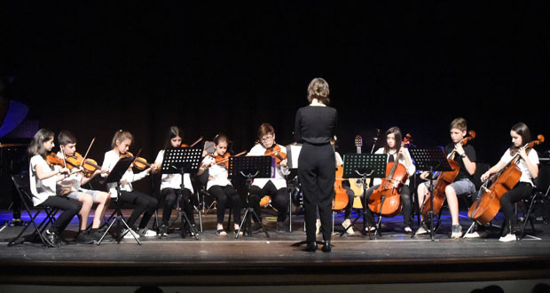 Photo of Concerto de fin de curso do Conservatorio e da Escola de Música do Barco