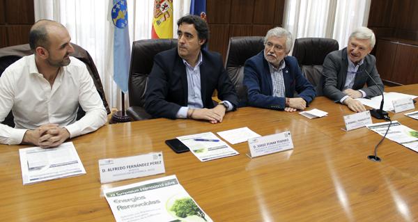Photo of O XII Simposio sobre enerxías renovables reunirá en Ourense a expertos internacionais