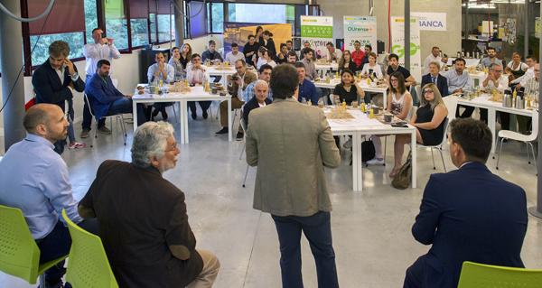 Photo of Empresarios de toda Galicia analizan en Ourense as novas tendencias de emprendemento