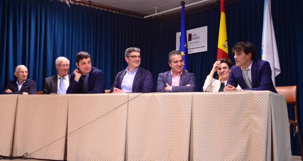 """Photo of José María Pérez presenta en Viana o libro """"La fuerza de nuestros ríos"""""""