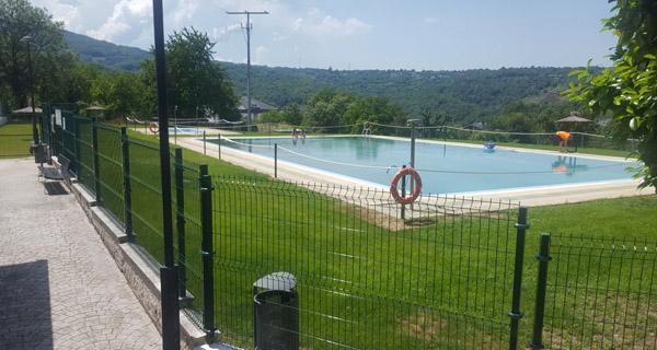 Photo of Manzaneda abre as súas piscinas municipais, recén renovadas