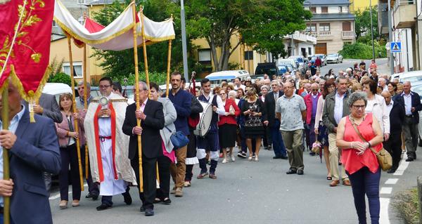 Photo of Día grande da Octava do Corpus en Viloira