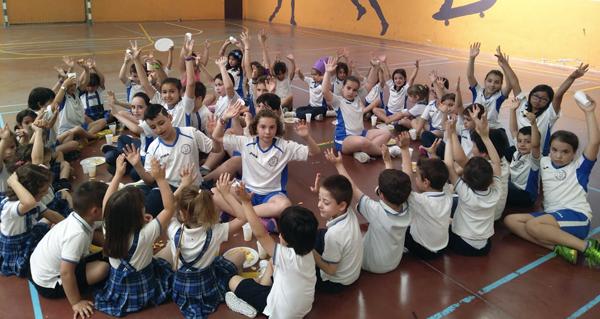 Photo of Pícnic en inglés para despedir o curso de Intantil no Pablo VI-Fátima