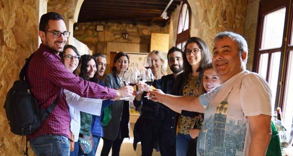 Photo of As Xornadas de Portas Abertas da Ruta do Viño de Monterrei, en imaxes
