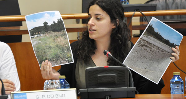 Photo of O BNG logra un acordo no Parlamento galego para reabrir a base do helicóptero de Vilanova