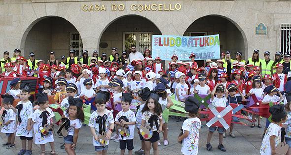 Photo of O desfile infantil abre a Batucada de Verín 2018