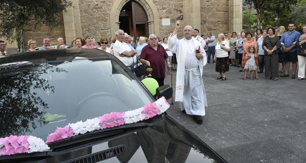 Photo of Bendición e procesión de San Cristóbal pola Rúa e Petín