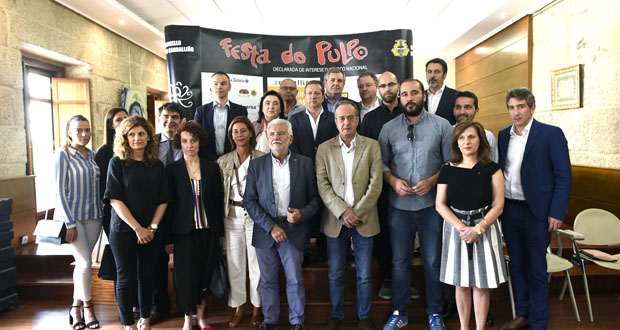 Photo of A 56 Festa do Pulpo do Carballiño celebrarase o 12 de agosto cunha vintena de actividades previas