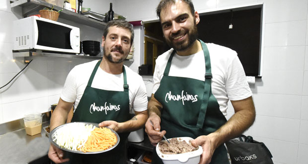 Photo of Chanfainas, un novo concepto de restauración sostible en Valdeorras