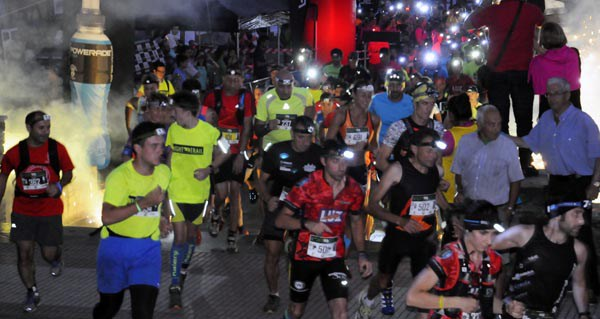 Photo of III Night Trail de Quiroga, na noite do 7 de xullo