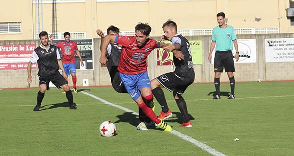 Photo of O C.D. Barco suma os primeiros puntos da pretempada ante o Bembibre