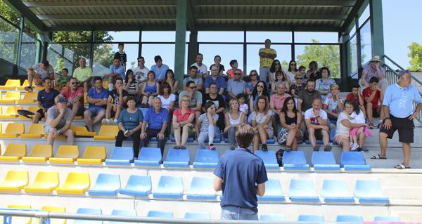 Photo of O psicólogo deportivo Abel Nogueira clausura o campus de fútbol da Rúa