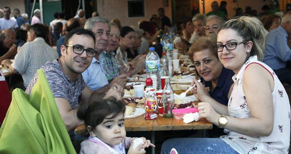 Photo of A XI xuntanza popular de Vilela (A Rúa) reúne a 180 persoas en plenas Festas do Carme
