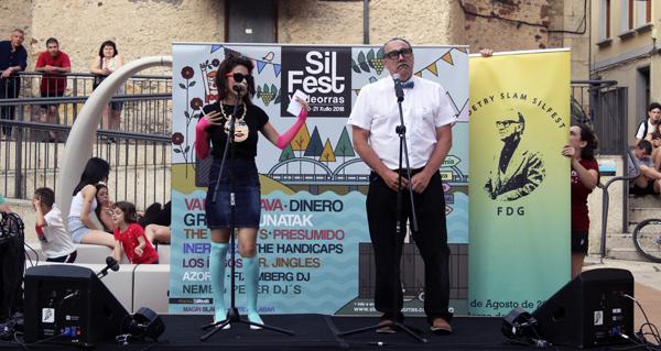 Photo of A poesía inaugura a 3ª edición do SilFest Valdeorras, no Barco