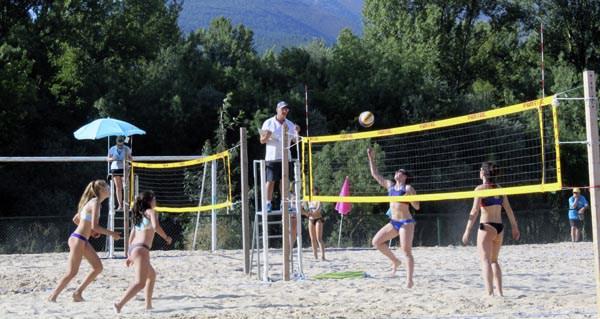 Photo of O Barco acolle esta fin de semana a 3ª proba do campionato galego de categorías inferiores de volei praia