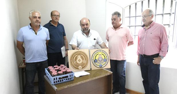 Photo of Degustación de olivas na apertura da oficina da Asociación de Amigos dos Aceites de Quiroga e Gallaecia