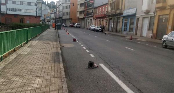 Photo of O luns 9 de xullo comezarán as obras de reforzo de firme en cinco estradas autonómicas de Valdeorras