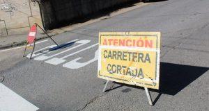 As obras da OU-602 na Rúa obrigarán a desviar o tráfico os días 23 e 24 de xullo