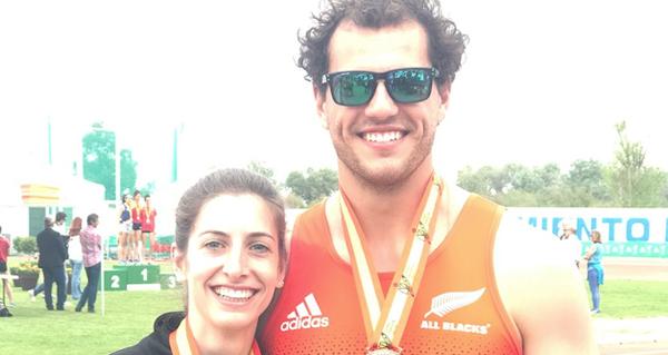 Photo of Os atletas Carlos Revuelta, Leticia Gil e Eva Arias, bazas valdeorresas no campionato de España absoluto