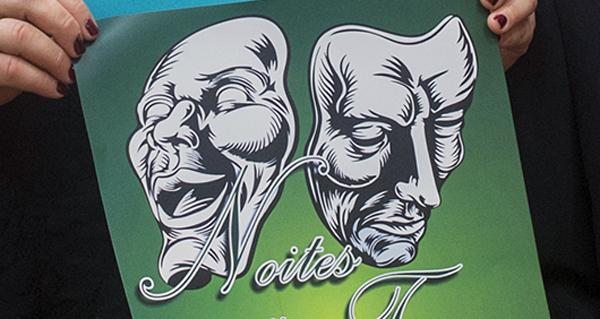 "Photo of Sarabela Teatro, no cartel das ""Noites teatrais"" de Vilamarín"