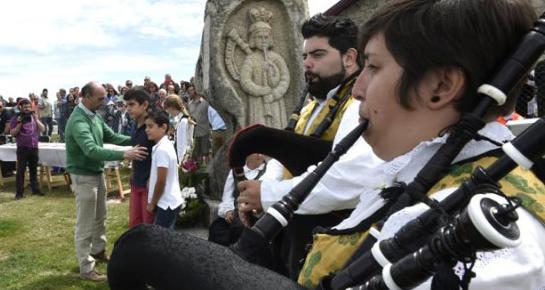 Photo of Os cantos de seitura, novidade do IX Certame celtibérico de bandas de gaitas de Manzaneda