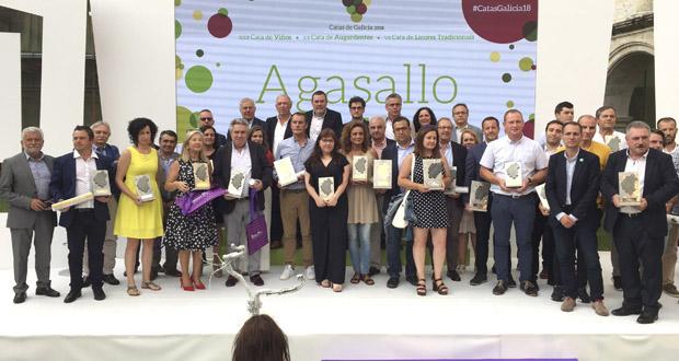 Photo of A entrega de premios da XXX Cata dos Viños de Galicia, en imaxes