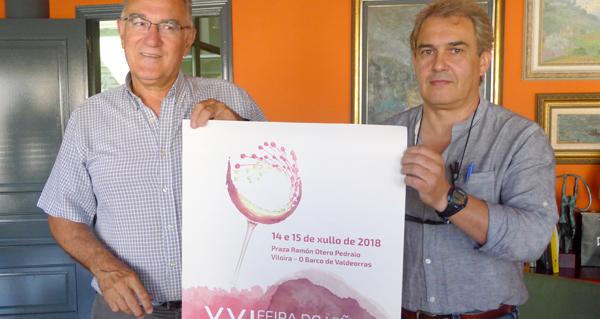 Photo of A XXI Feira do Viño de Valdeorras reunirá a vinte adegas o 14 e 15 de xullo en Viloira (O Barco)