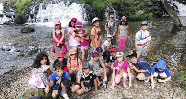 Photo of Xogos, visitas culturas e ata unha pequena horta escolar, no verán infantil de Verín