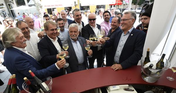 Photo of A XXXI Feira do Viño de Valdeorras cobra vida en Viloira (O Barco)