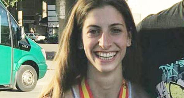 Photo of A valdeorresa Leticia Gil, bronce en lonxitude no campionato de España absoluto