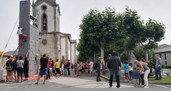 Photo of Exitosa xornada de actividades multiaventura en Trives