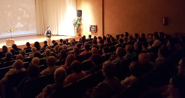 Photo of Sergio Pazos enche o Auditorio Julio Vázquez de Trives