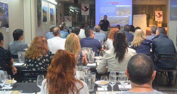 Photo of Éxito do curso organizado pola D.O. Valdeorras na Coruña