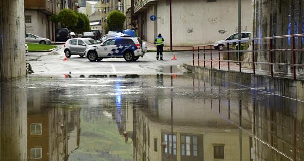 Photo of O Barco busca solucións para evitar cortes pola concentración de auga no acceso á vila por Veigamuíños