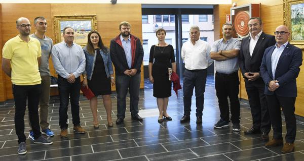 Photo of O comité avaliador da Unesco visita as montañas do Courel para valorar a súa candidatura como xeoparque mundial