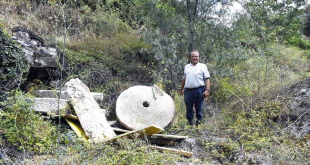Photo of Un paso máis na rehabilitación do muíño fariñeiro das Ermitas (O Bolo)