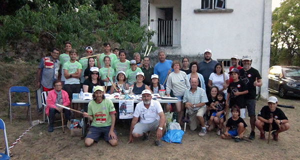 Photo of Alta participación no Aberto de Billarda de Manzaneda
