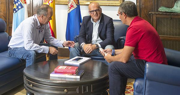 Photo of O Carballiño propón un novo proxecto de infraestruturas para o municipio