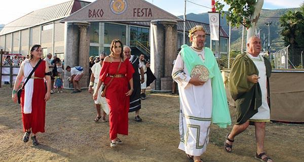 Photo of A Rúa celebra esta fin de semana a V edición da Baco Festa, no Aguillón
