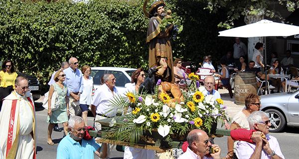 Photo of San Roque regresa á súa capela na Rúa Vella