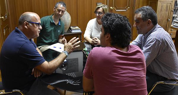Photo of A Deputación colaborará coa comisión pola estrada de San Agustín (Viana) para o seu arranxo