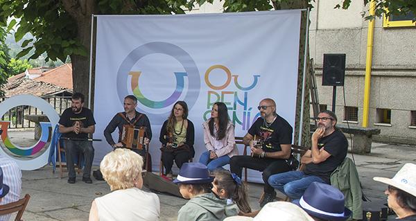 Photo of A Coral de Ruada, Sés e Nani García, entre os convidados no concerto de Luar na Lubre, este domingo en Esgos