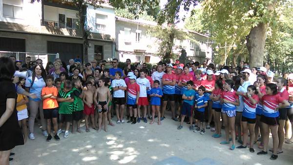 """Photo of O Fluvial Barco, segundo por clubs na XXV Regata """"Festa da Empanada"""" e campionato provincial en Allariz"""