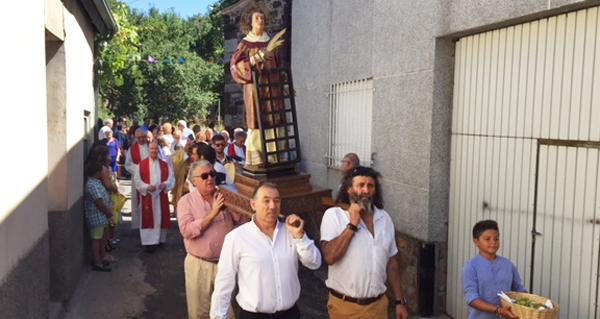 Photo of A procesión de San Lourenzo percorre Arcos